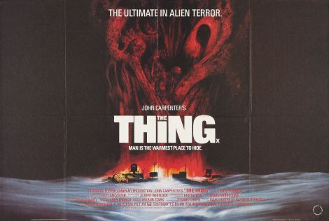JohnCarpentersTheThing1982