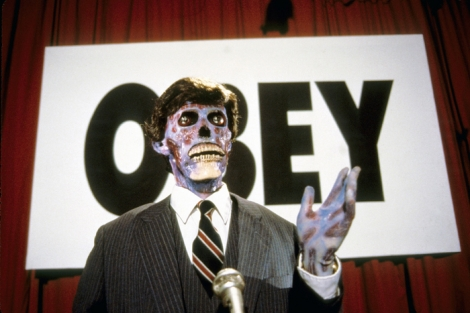 They Live (1988)Directed by John Carpenter