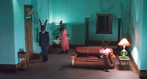 David Lynch Rabbits