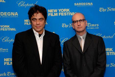 Steven Soderbergh Benicio Del Toro