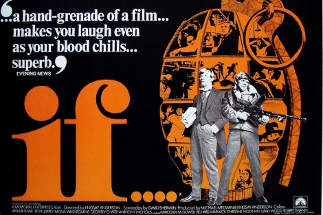 Lindsay Anderson's tremendous If...