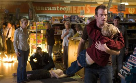 Thomas Jane is superb in Darabont's Stephen King adaption