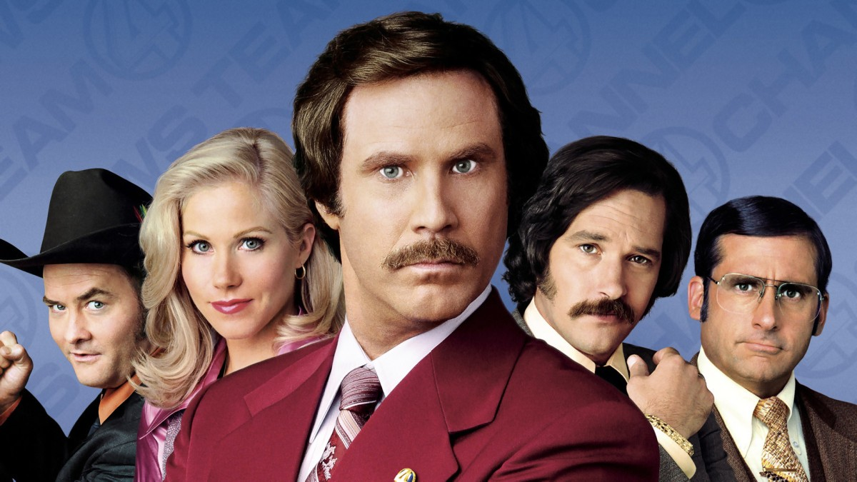 Classic Review – Anchorman: The Legend of Ron Burgundy ... | 1200 x 675 jpeg 226kB