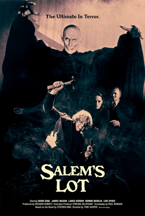 SALEM'S LOT - Silver Ferox Design