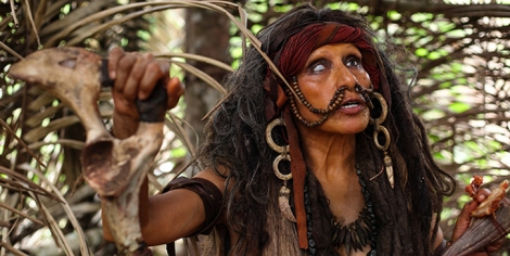 The Green Inferno. Expect cannibalism