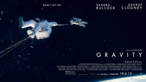 Gravity. Not perfect, but quite remarkable