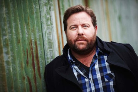 Australia's favourite actor, Shane Jacobson