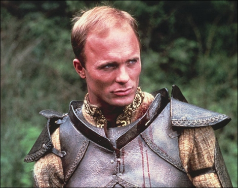 Ed Harris as King Billy