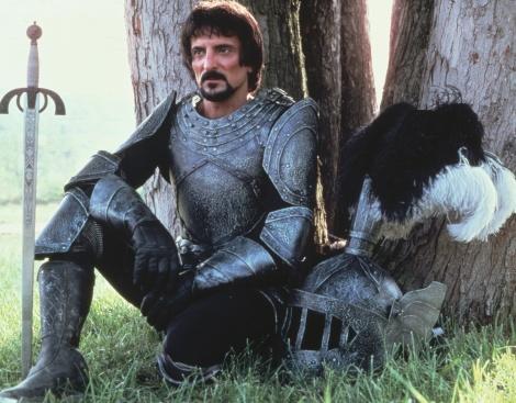 Tom Savini as the Black Knight Martin