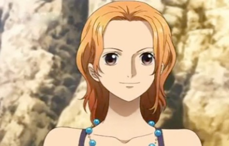 Everyone's favourite navigator Nami