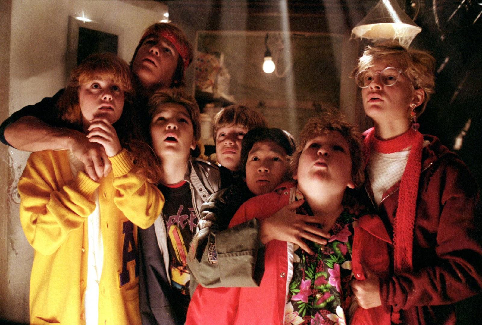 The Goonies (1985) ile ilgili görsel sonucu