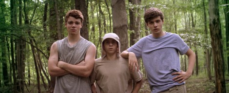 The Kings of Summer - post
