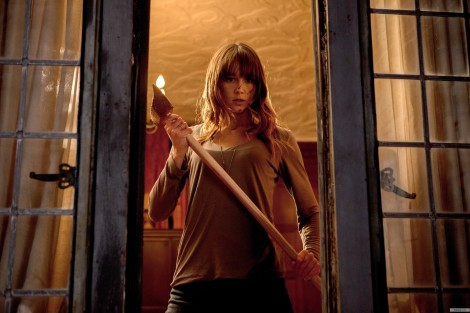 Sharni Vinson. Super cool.