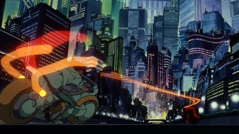 Akira - post