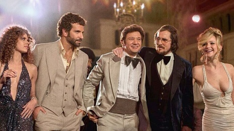 Can American Hustle swing its way to a win in this hotly contested category?