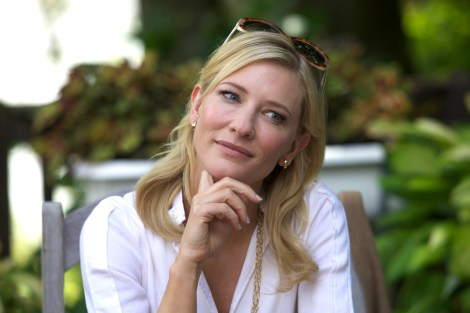 Australia's very own Cate Blanchett is seemingly the Awards safest bet