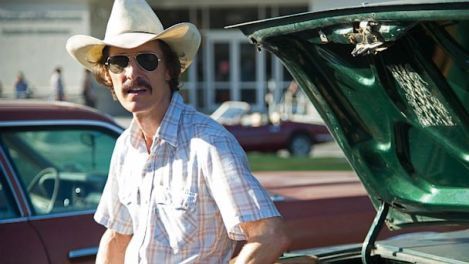 From Rom-Coms to Oscar glory? Either way its been quite some ride for this cowboy