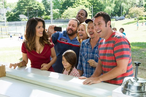 Grown Ups 2 - post