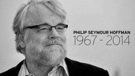 Phillip Seymour Hoffman - end
