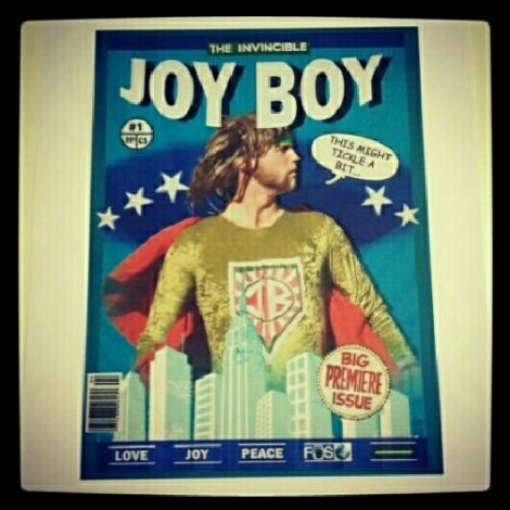 The infamous Joy Boy - A film by a genetically lazy director
