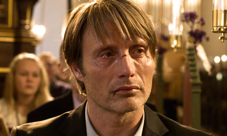 How did Vinterberg's stunning The Hunt not win for foreign film?