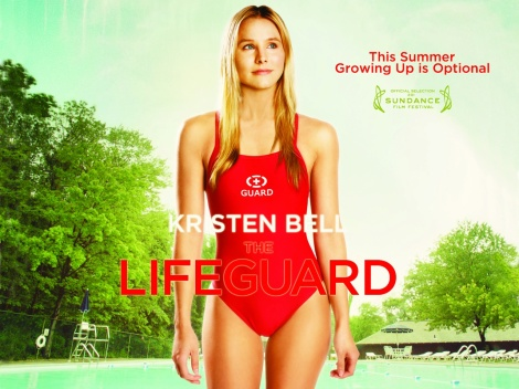 The Lifeguard 2013 poster