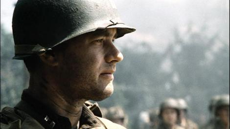 As Captain Miller Hanks displayed a wide range of acting traits in an overall stunning war film
