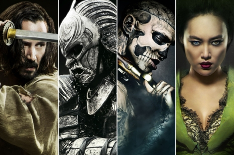 47 Ronin. Not as cool as the above picture leads you to believe