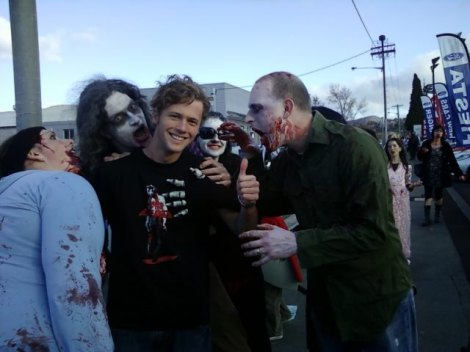 Zombies and me go way back!