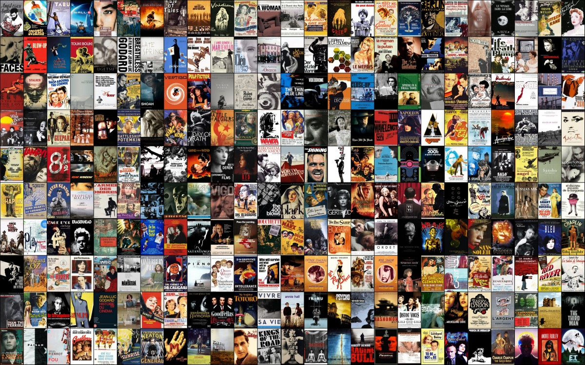 The classic movies of all time