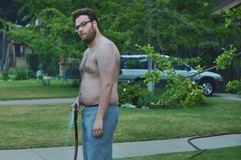 Bad Neighbours - post 1