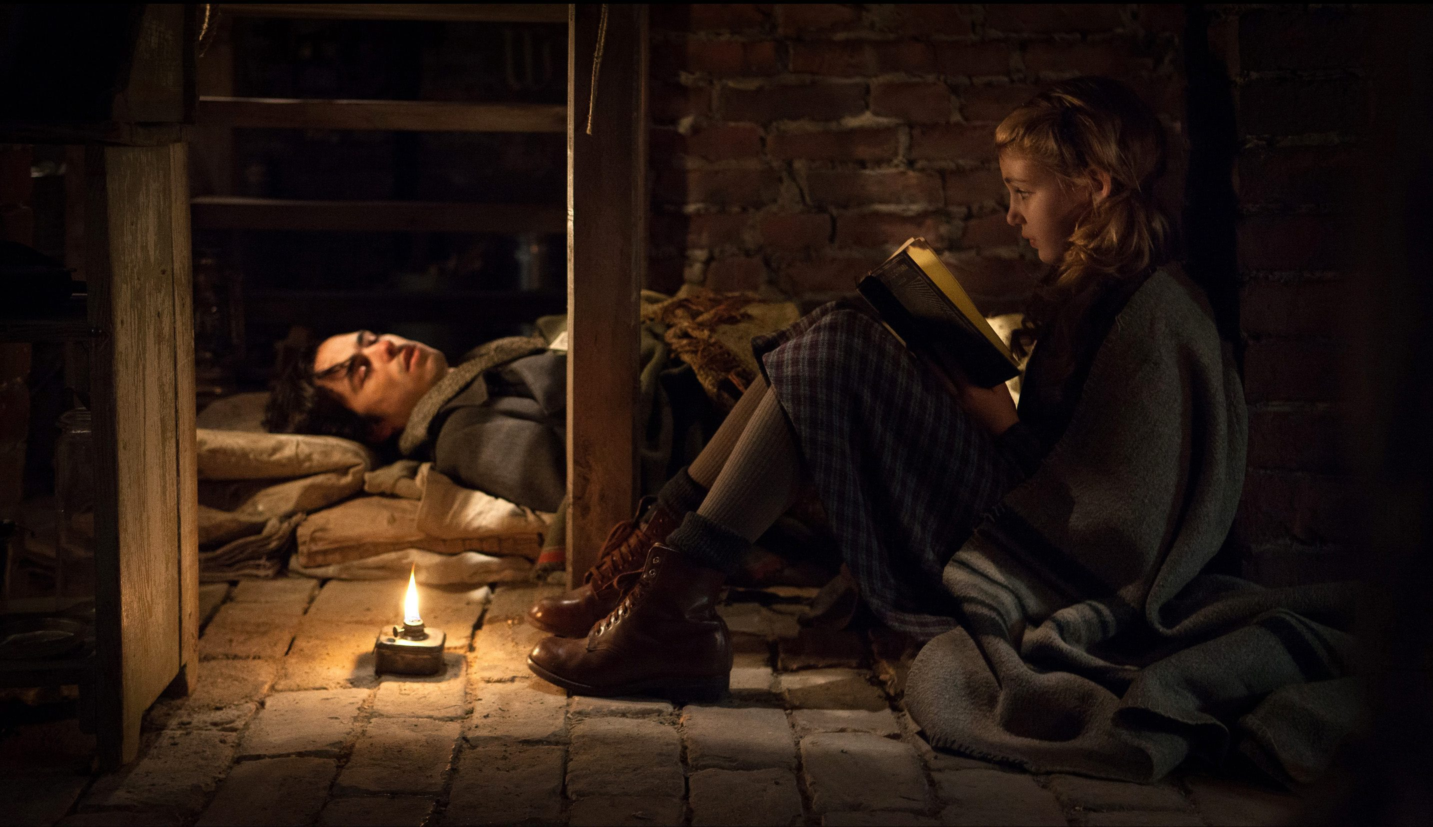 Film Review – The Book Thief (2013)   Jordan and Eddie (The