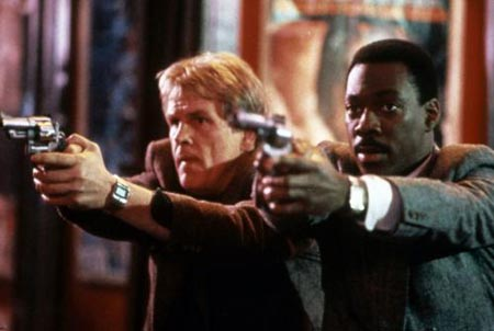 Nick Nolte and Eddie Murphy make a terrific duo in Walter Hill's 48 Hrs.