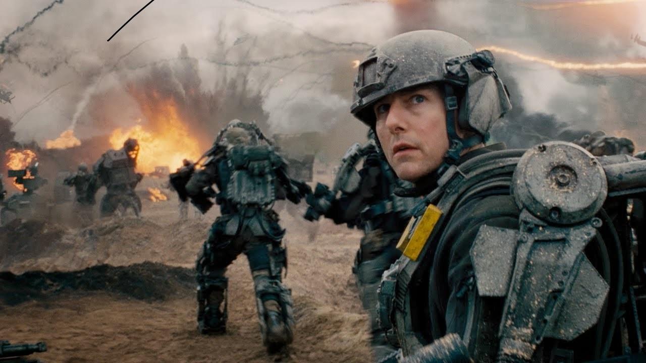 Film Review Edge Of Tomorrow 2014 Jordan And Eddie The Movie Guys