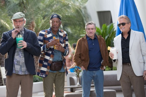 Last Vegas - feature