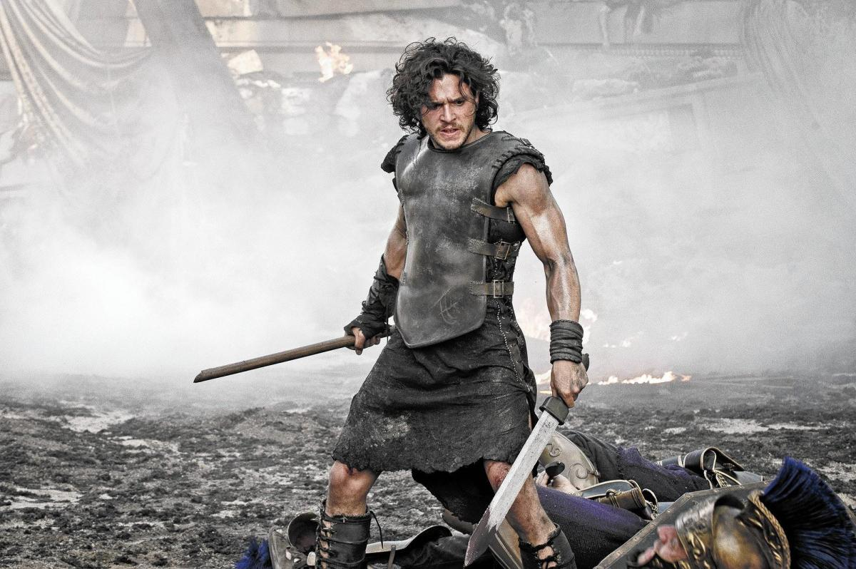 Film Review – Pompeii (2014) | Jordan and Eddie (The Movie