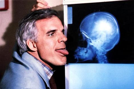 the man with two brains steve martin