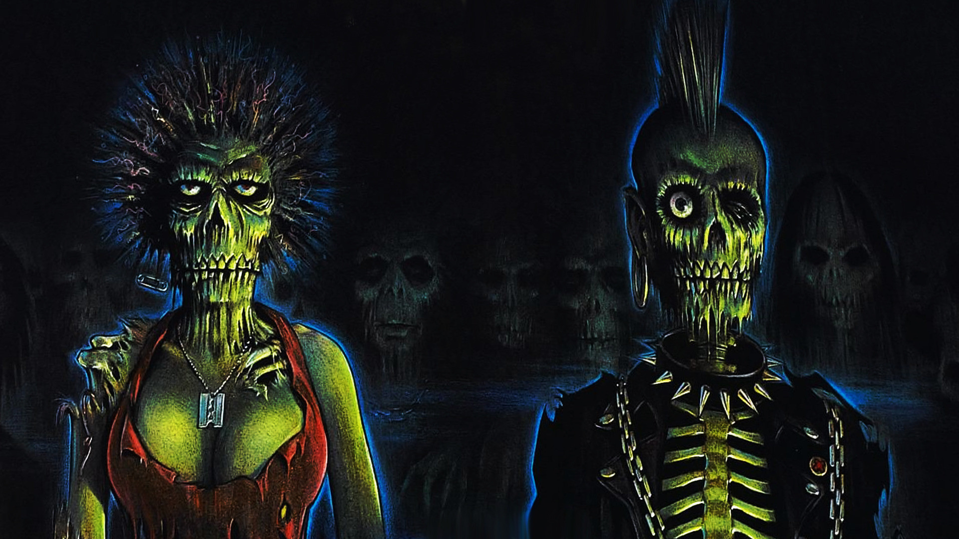 Classic Review The Return Of The Living Dead 1985