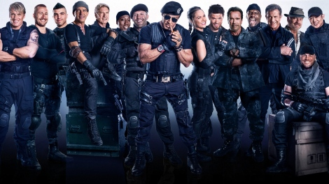 Expendables 3 - feature