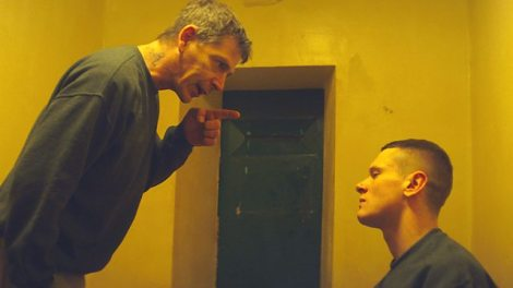 Starred up - post