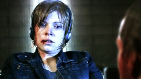 Anessa Ramsey in The Signal