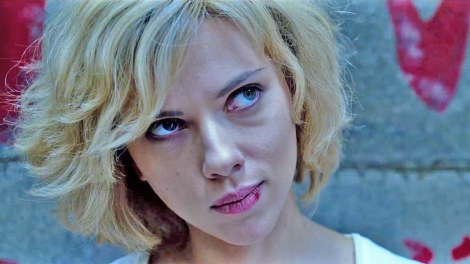Lucy 2014 movie