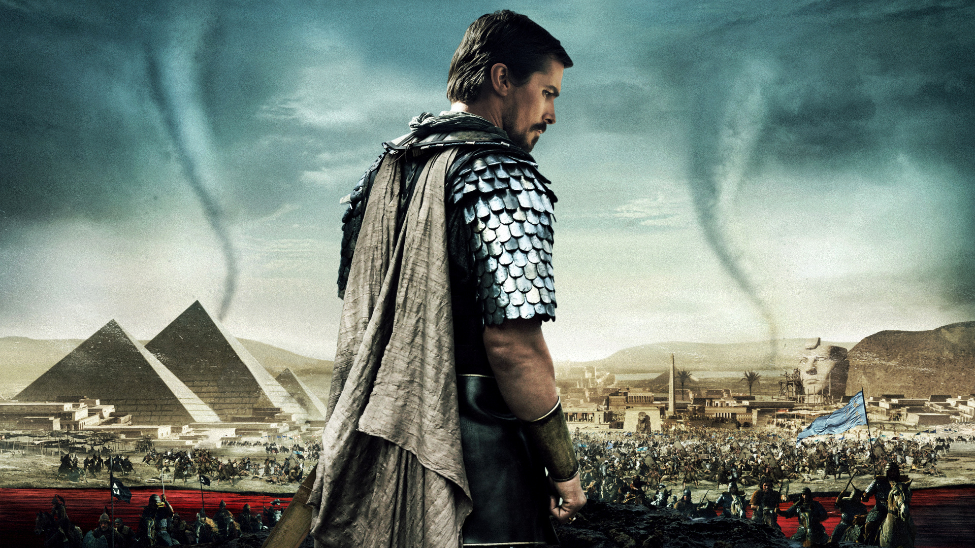 Exodus Gods and Kings TV Movie Trailer iSpot.tv