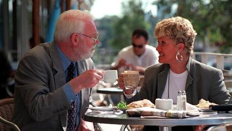 Margaret and david