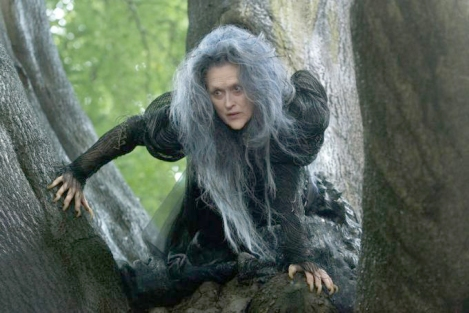 Meryl Streep -  Into the woods
