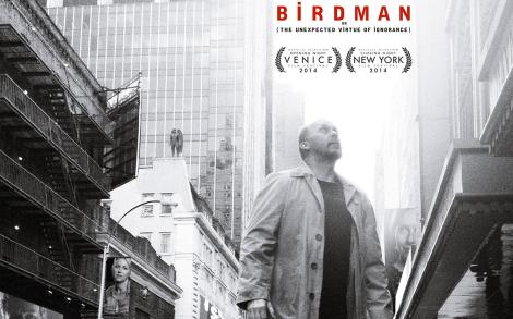 Birdman movie 2014 Michael Keaton