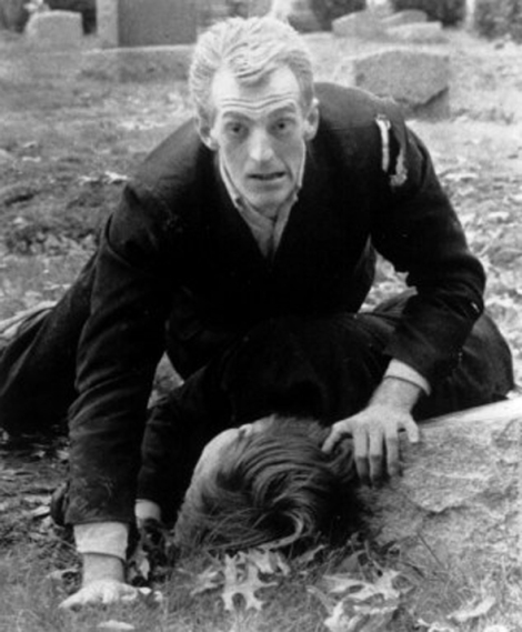 Johnny's death signaled the beginning of the unrelenting horror in Romero's Night of the Living Dead
