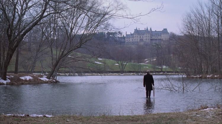 Being There ending