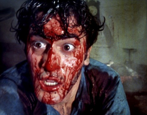 Bruce Campbell The Evil Dead