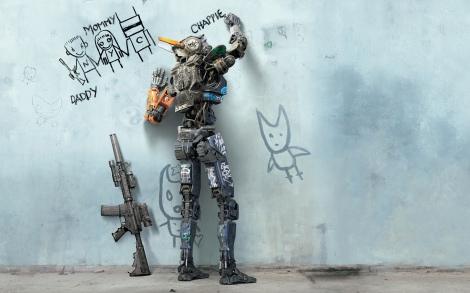 Chappie - feature